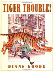 Cover art for TIGER TROUBLE!
