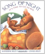 Cover art for SONG OF NIGHT