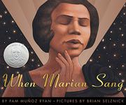 Cover art for WHEN MARIAN SANG