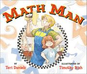 MATH MAN by Teri Daniels