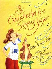 "Cover art for ""MY GRANDMOTHER IS A SINGING YAYA"""