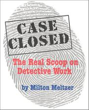 Book Cover for CASE CLOSED