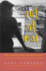 Cover art for OUT OF WAR