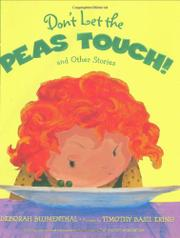Book Cover for DON'T LET THE PEAS TOUCH!