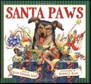 SANTA PAWS by Ellen Emerson White