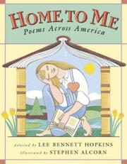 HOME TO ME by Lee Bennett Hopkins