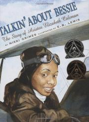 Book Cover for TALKIN' ABOUT BESSIE
