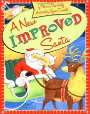 Cover art for A NEW IMPROVED SANTA