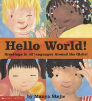 Book Cover for HELLO WORLD!