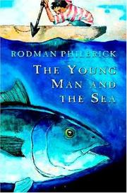 Cover art for THE YOUNG MAN AND THE SEA