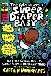 Book Cover for THE ADVENTURES OF SUPER DIAPER BABY