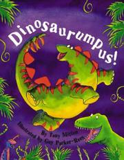 Cover art for DINOSAURUMPUS!
