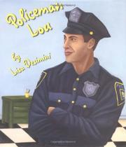 POLICEMAN LOU AND POLICEWOMAN SUE by Lisa  Desimini
