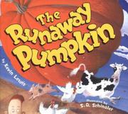 Cover art for THE RUNAWAY PUMPKIN