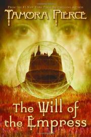 Cover art for THE WILL OF THE EMPRESS