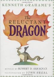 Book Cover for KENNETH GRAHAME'S THE RELUCTANT DRAGON