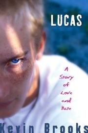 Book Cover for LUCAS