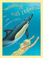 SWIMMING WITH DOLPHINS by Lambert Davis