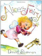 Book Cover for ALICE THE FAIRY