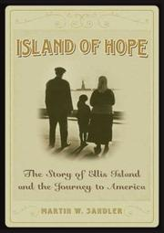 Cover art for ISLAND OF HOPE