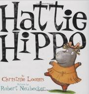 HATTIE HIPPO by Christine Loomis