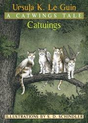 CATWINGS by S.D. Schindler