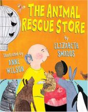 Cover art for THE ANIMAL RESCUE STORE