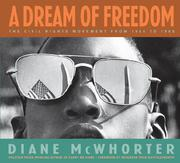A DREAM OF FREEDOM by Diane McWhorter