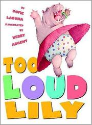 Cover art for TOO LOUD LILY