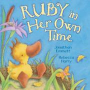 Cover art for RUBY IN HER OWN TIME