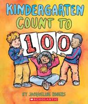Cover art for KINDERGARTEN COUNT TO 100