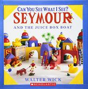 Cover art for CAN YOU SEE SEYMOUR?