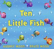 Cover art for TEN LITTLE FISH