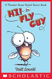 Cover art for HI! FLY GUY