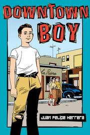 Book Cover for DOWNTOWN BOY