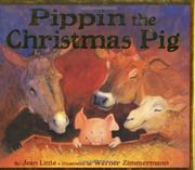 Cover art for PIPPIN THE CHRISTMAS PIG