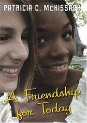 Cover art for A FRIENDSHIP FOR TODAY