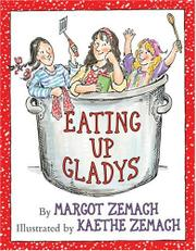 Cover art for EATING UP GLADYS