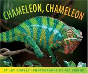 CHAMELEON, CHAMELEON by Joy Cowley