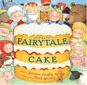 Cover art for THE FAIRYTALE CAKE