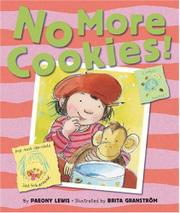 Cover art for NO MORE COOKIES!