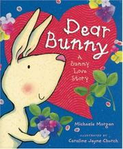 Book Cover for DEAR BUNNY