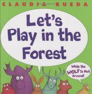 Cover art for LET'S PLAY IN THE FOREST WHILE THE WOLF IS NOT AROUND