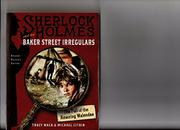 Book Cover for SHERLOCK HOLMES AND THE BAKER STREET IRREGULARS
