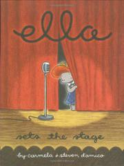 Cover art for ELLA SETS THE STAGE