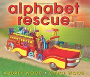 Book Cover for ALPHABET RESCUE