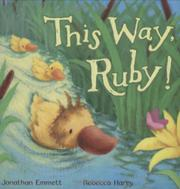 Cover art for THIS WAY, RUBY!