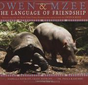 Cover art for OWEN & MZEE