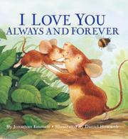 Book Cover for I LOVE YOU ALWAYS AND FOREVER