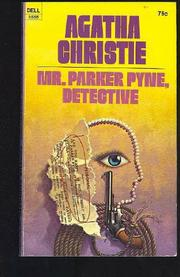 MISTER PARKER PYNE, DETECTIVE by Agatha Christie